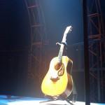 山下さんのギター