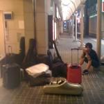これでも写ってない荷物が多数。疲れたよ・・・。
